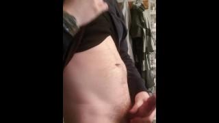 Teen Enema & Air Belly Inflation! - MattThom98