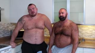 Bearback - Hunter Scott & Brad Kalvo Fun PSA On Bear Culture