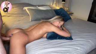 Pussy lips that grip and butt plug fuck amateur 4K
