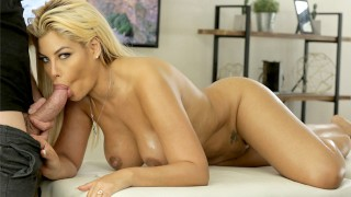 Bridgette B Gets Her Massive Tits Massaged Before Taking Cock S10:E12