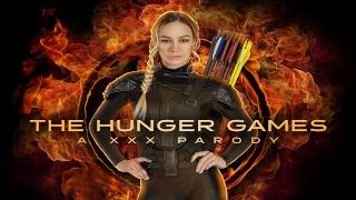 Teen Blonde Katniss Fulfills Her Fuck Fantasy HUNGER GAMES A XXX
