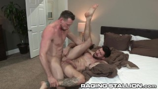 RagingStallion - Lovers' Intense Raw Fuck