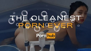 和June Liu一起做The Cleanest Porn Ever NSFW