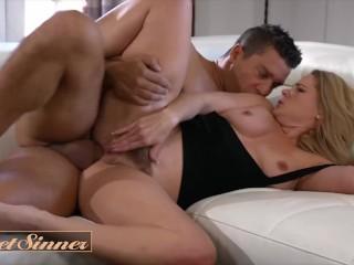 Sweet Sinner – Shy blonde Lisey Sweet has roleplay fetish