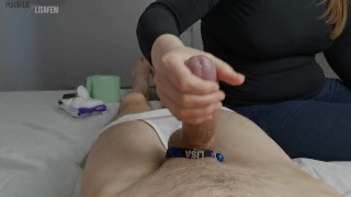 Romantic Handjob Techniques: Cum 3 times in a row or ...