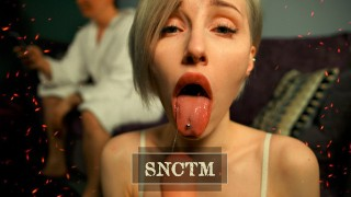 SNCTM private bdsm club event invitation