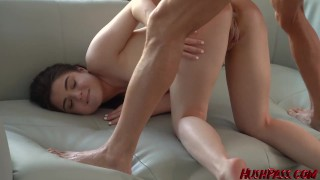 Sweet Teen Megan Marx Likes Her Men Older and Her Cocks BIG