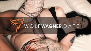 Curvy AnastasiaXXX is hungry for cum! WOLF WAGNER wolfwagner.date