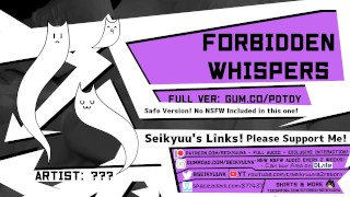 [NSFW ASMR] Forbidden Whispers