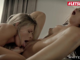 White Boxxx – Comely Lesbian Little Caprice Has Boiling hot Oil Therapeutic massage With BFF