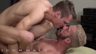 Icon Male - Stepbrother desires to have his brothers dick