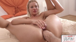 CHERRY KISS GETS HER PRETTY ASSHOLE FUCKED AND FISTED
