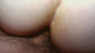 Anal sex with a beautiful wife