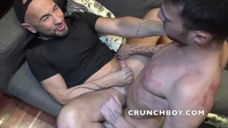 sexy twink from madrid fuckikng bareback jess royan