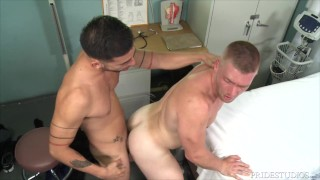 PrideStudios - Hot Doctors Sneak Away For Hospital Fuck