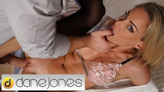 Dane Jones Real passionate sex with blonde Aussie MILF Isabelle Deltore