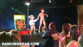 DANCING BEAR - Gang Of Horny Hoes Gettin' LIT In Da Club
