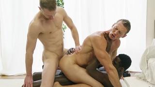 BottomGames - Chiseled Hunk Gets Bottom Penetrated