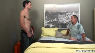 RealityDudes - Newcomer Gets His Cock Sucked By Latino Andreas