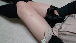 Transgender Honoka Masturbation