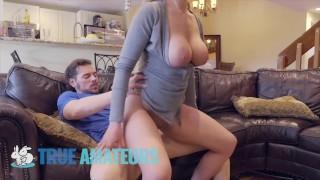 True Amateurs - Hot Blonde Chelsea Loves Sucking Dick