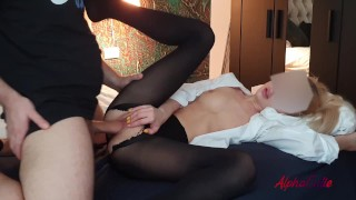 Long Sex Session Creampie Cumshot Orgasm