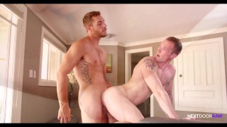 Carter Woods Learns You Should Always Cum Before A Big Date