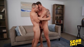 SeanCody - Dante Is Excited To Be Topping Tall, Handsome Sean