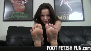 Foot Fetish Domination And POV Feet Videos