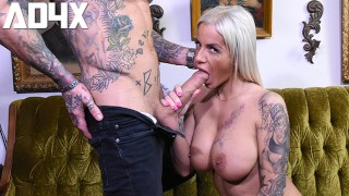 AD4X Pamela gets fucked by a freaky guy