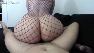 Best big ass in France in pov just for you! Amateur Nini Divine!