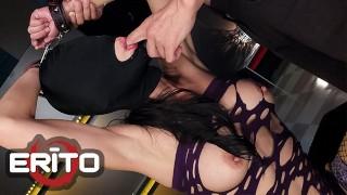 Erito - Masked MILF Needs Three Cocks To Satisfy Her