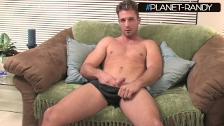 hot gay guy jerks off for you