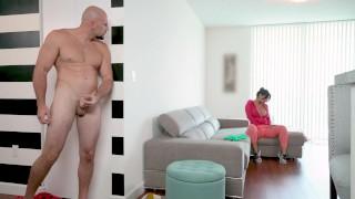 BANGBROS - Latin Maid Rose Monroe Getting Her Venezuelan Big Ass Banged By Jmac