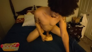 Gamer Drops the Controller for Some Pussy