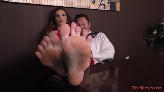 Your Wife Cuckolds and Humiliates You With Your Boss - Lilian Stone