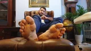 Boss feet worship more on onlyfans - stanleyhalpertf4f