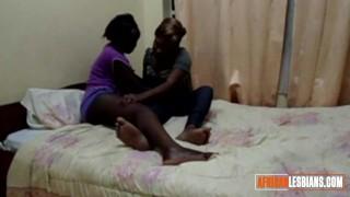 First Time Black Lesbian Wild Orgasm