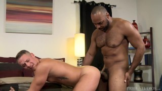 MenOver30 - Ray Diesel Gives His Big Dick For Anniversary