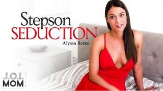 JOI Mom - Alyssa Reece's Stepson Seduction