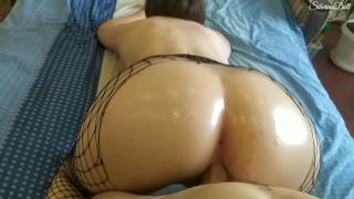 Female orgasm. Point of view. POV