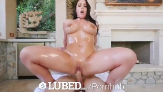 LUBED Horny Babes Pounded Compilation