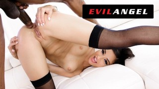 EvilAngel - Emily Willis Gapes For Massive Cock