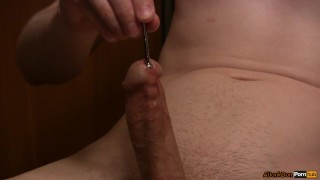 Urethral plug Close Up 2