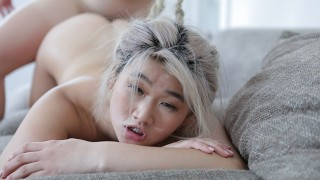 Cute Asian Teen Gets Fucked By A Lucky Guy