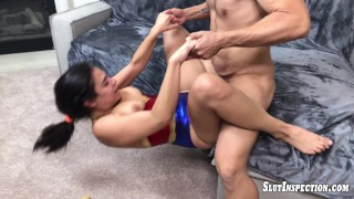 Treat or Treat Slut