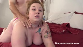 Casting July Desperate Amateurs big tits bbw