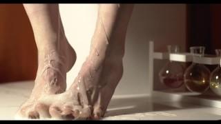 Barefoot Cum Play Fall Time Slime ASMR