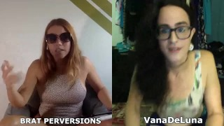 Podcast Ep14: VanaDeLuna Feminization Progress Updates