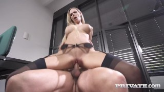 Private com - Cuckold Peeps On Ass Packed Florane Russell!